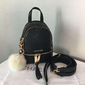 Michael Kors XS Rhea backpack